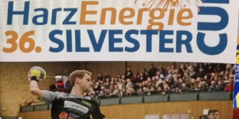 36.Harz Energie - Silvestercup: Handball-Highlight in der Burgberghalle